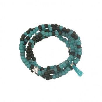 Bracelet Perles 4 Tours...