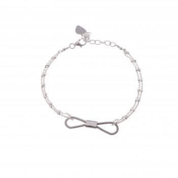 Bracelet NOEUD PAPILLON en...