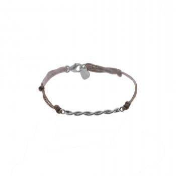 Bracelet TWIST en Corde de...