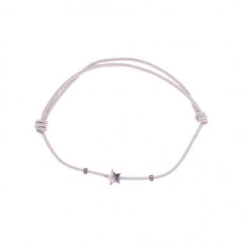 Bracelet Étoile sur cordon