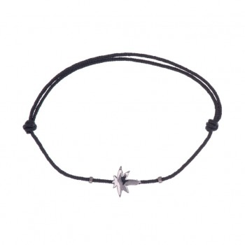Bracelet Palmier sur Cordon