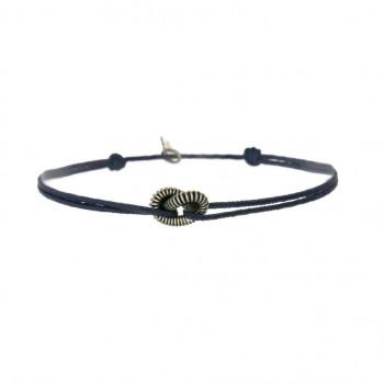 Bracelet BRETZEL en corde...