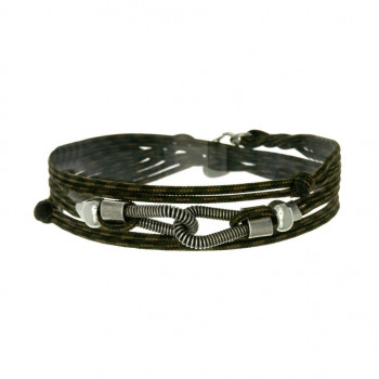 Bracelet 3 tours You & Me...