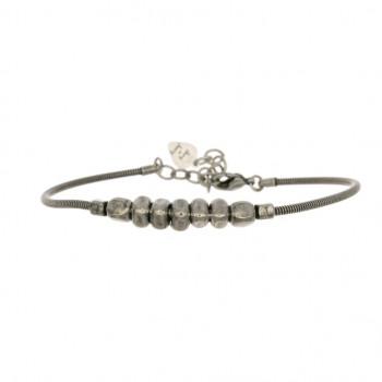 Bracelet PERLES GALETS sur...