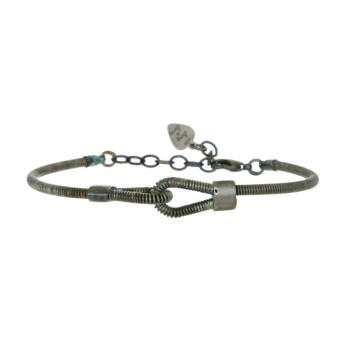 Bracelet YOU & ME en Corde...